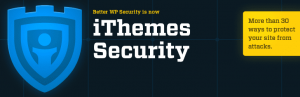 ithemes security wordpress protection